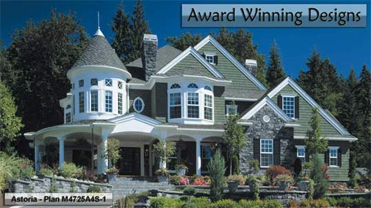 Click to view Award Winning Design Plans.